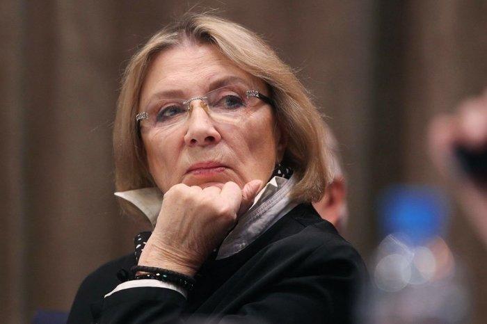 Алла Демидова. / Фото: www.rustars.tv