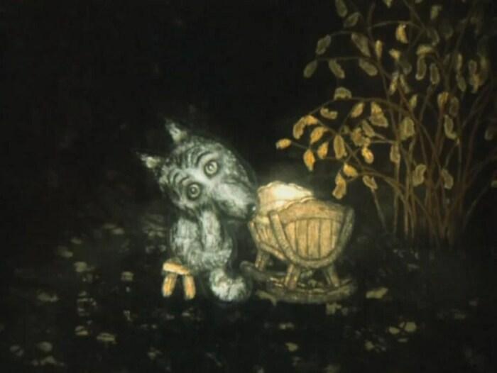 Кадр из мультфильма «Сказка сказок». / Фото: www.kinopoisk.ru