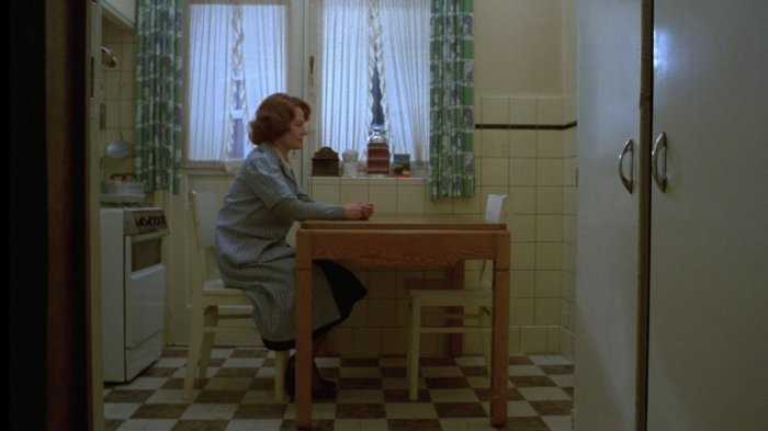 Кадр из фильма «Jeanne Dielman, 23, quai du commerce, 1080 Bruxelles». / Фото: www.twimg.com