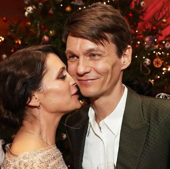 Оксана Фандера и Филипп Янковский. / Фото: www.imag.one