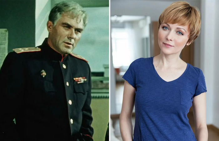Сергей Лукьянов и Дарья Повереннова.