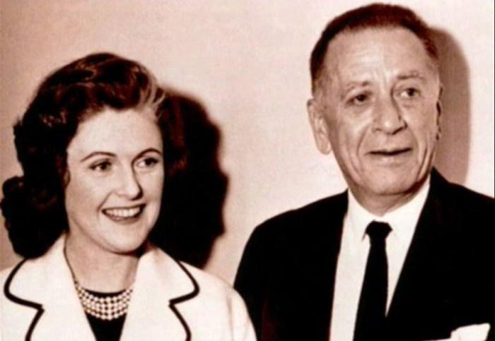 Памела Черчилль и Леланд Хейворд. / Фото: www.pinimg.com