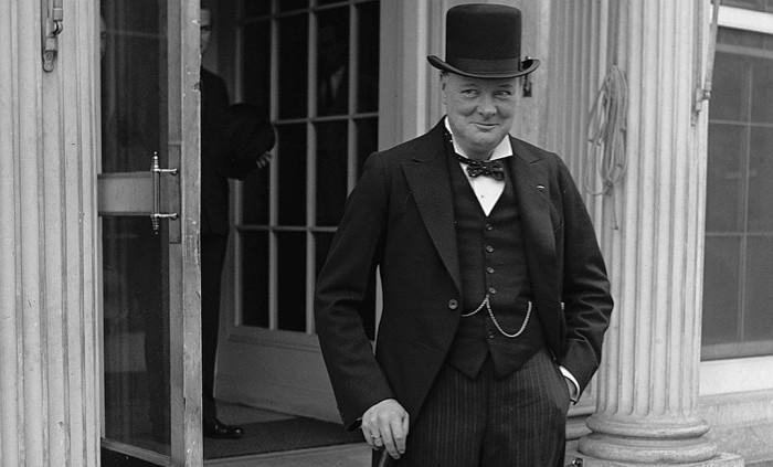 Уинстон Черчилль. / Фото: www.kpcdn.net