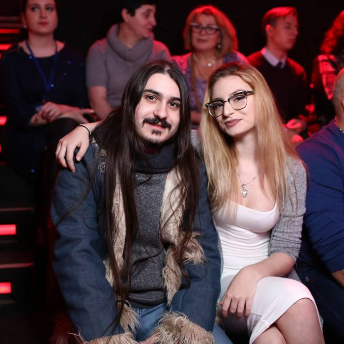 Елизавета Варум и Кайл Финк. / Фото: www.interesnoznat.com