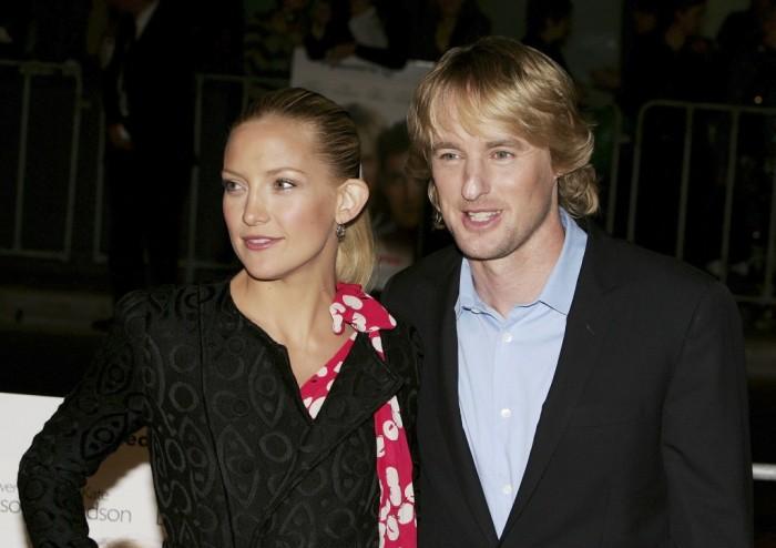 Оуэн Уилсон и Кейт Хадсон. / Фото: www.celebitchy.com