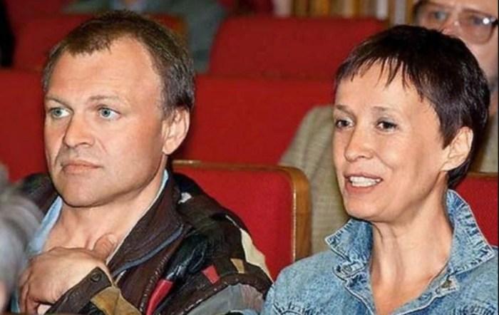 Ирина Печерникова и Александр Соловьёв. / Фото: www.dni24.com