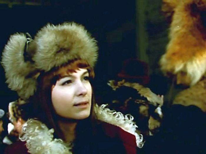 Наталья Бондарчук, кадр из фильма «Ты и Я». / Фото: www.kino-teatr.ru