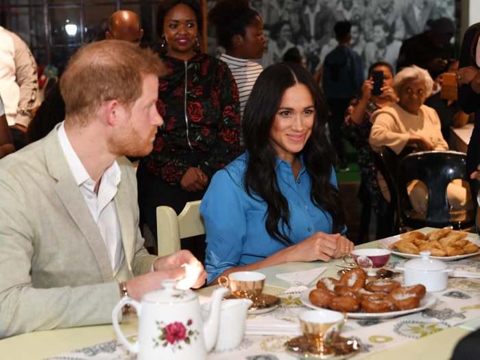 Принц Гарри и Меган Маркл. / Фото: www.independent.co.uk
