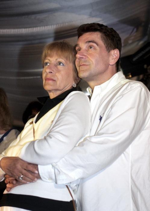 Сергей и Елена Маковецкие. / Фото: www.diary.ru