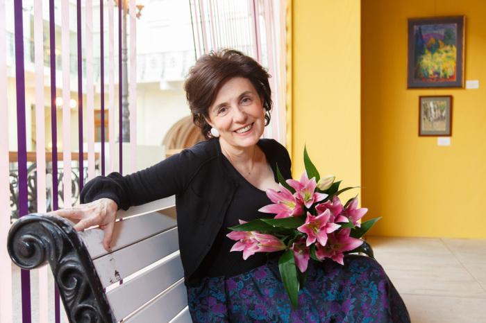 Катя Гердт. / Фото: www.boscofamily.ru