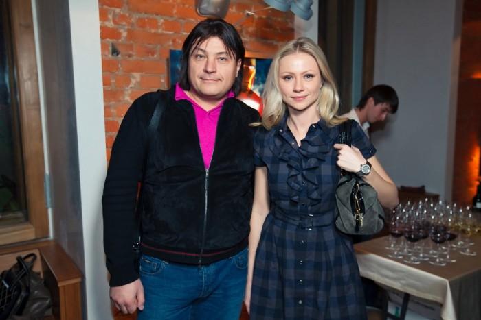 Мария Миронова и Игорь Удалов. / Фото: www.celebnewsru.com