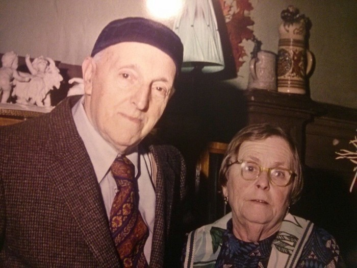 Родители Иосифа Бродского. / Фото: www.mycdn.me