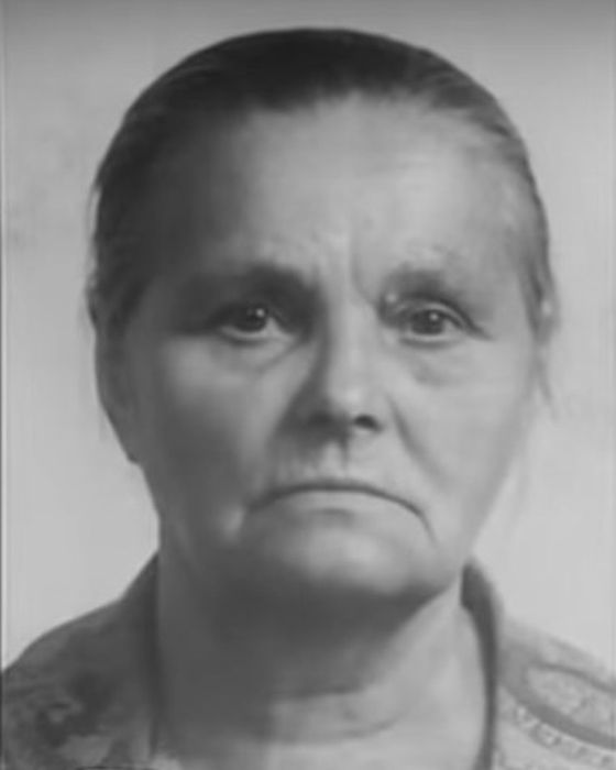 Бабушка Ирины Безруковой. / Фото: www.russia.tv