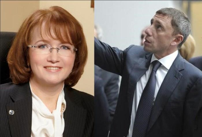 Владимир и Людмила Коган. / Фото: www.finparty.ru