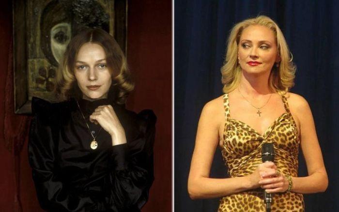 Наталья Андрейченко и Марина Рождественская.