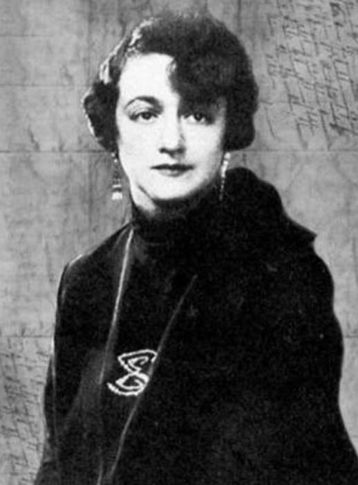 Елена Сергеевна Булгакова, жена писателя. / Фото: www.cf.ppt-online.org