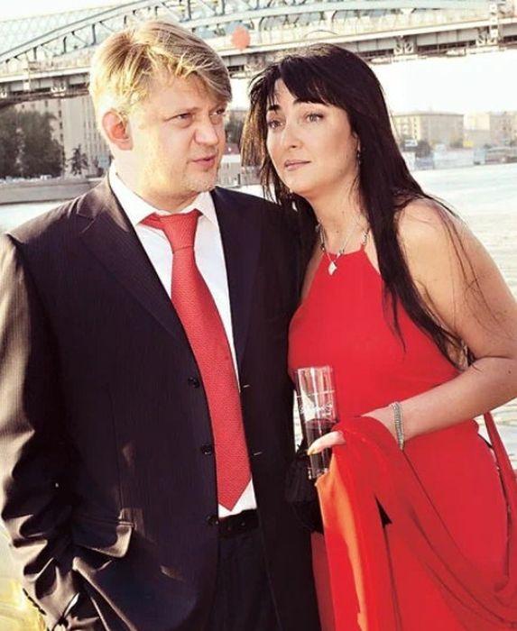Лолита Милявская и Александр Зарубин. / Фото: www.yandex.net