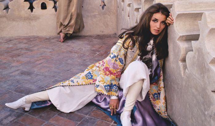 Талита Гетти: Почему икона стиля 1960-х так рано ушла из жизни