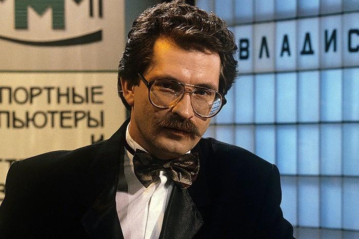 Владислав Листьев. / Фото: www.rusnowosti.ru