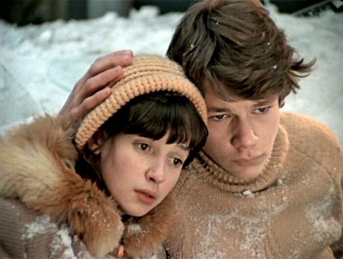 Кадр из фильма «Вам и не снилось». / Фото: www.kinopoisk.ru