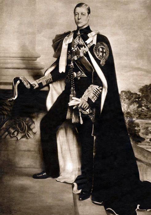Эдуард VIII. / Фото: www.vesture.eu