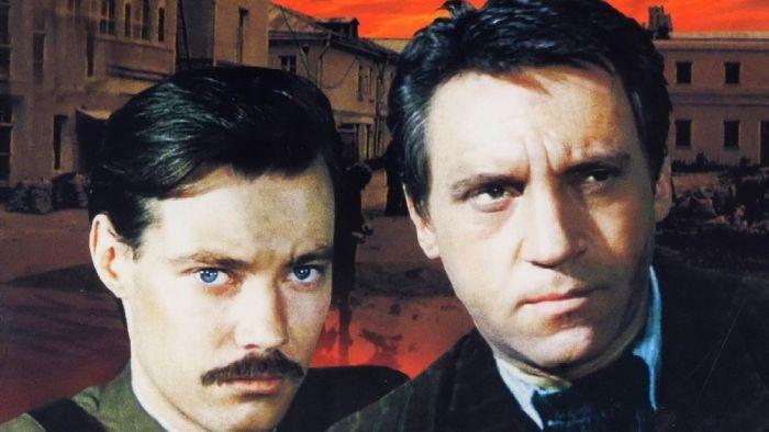Владимир Высоцкий и Владимир Конкин. / Фото: www.99px.ru