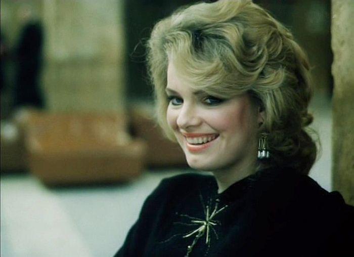 Ольга Копосова в фильме «Я в полном порядке», 1989 год. / Фото: www.kino-teatr.ru