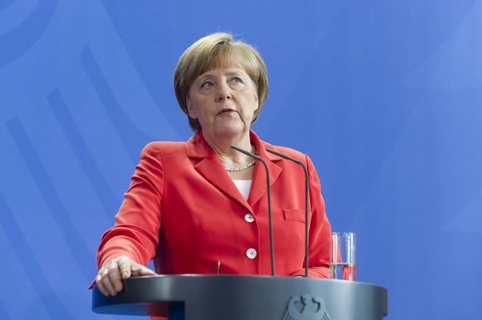 Ангела Меркель, канцлер Германии. / Фото: www.tvc.ru