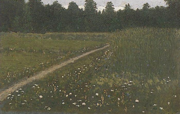 Архип Куинджи, «Лесная поляна», 1887 год. / Фото: www.kuinje.ru