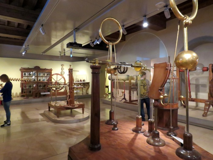 В Музее Галилея. / Фото: www.livejournal.com