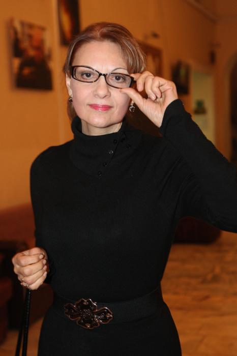 Светлана Тома. / Фото: www.gazeta.ru