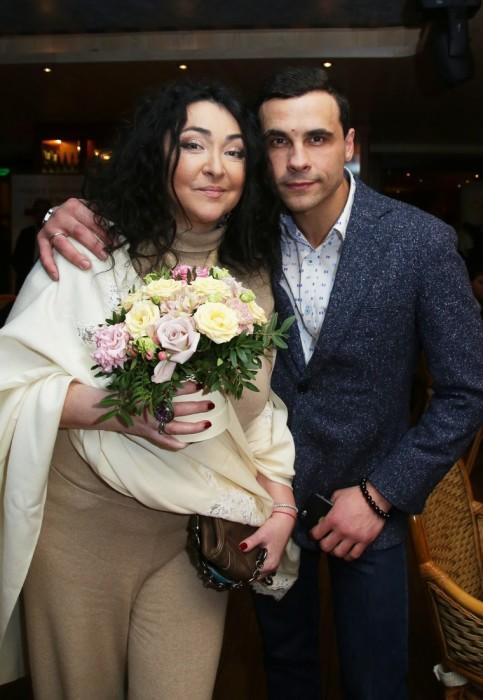 Лолита Милявская и Дмитрий Иванов. / Фото: www.woman.ru