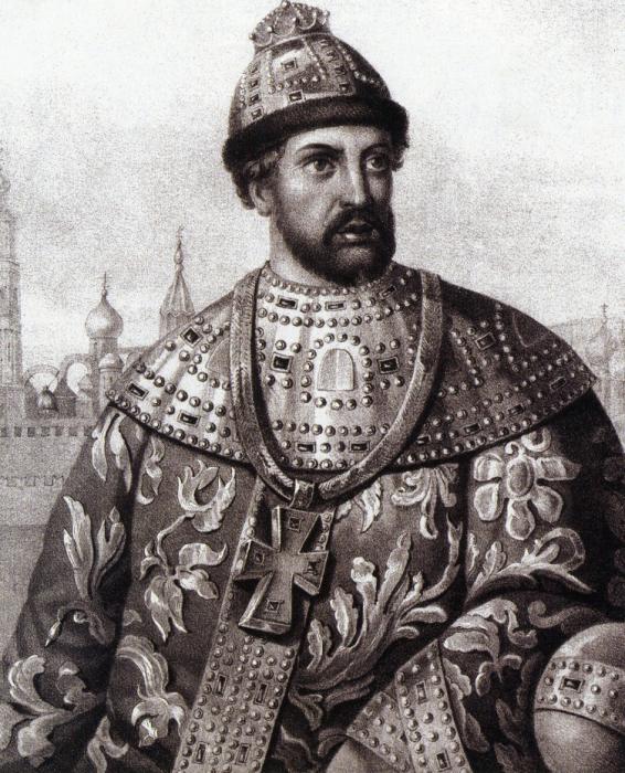 Борис Годунов. / Фото: www.belayaistoriya.ru