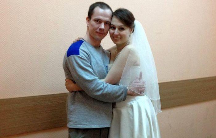 Ильдар Дадин и Анастасия Зотова. / Фото: www.zekovnet.ru