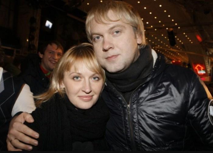 Сергей Светлаков и Юлия Маликова. / Фото: www.spletnik.ru