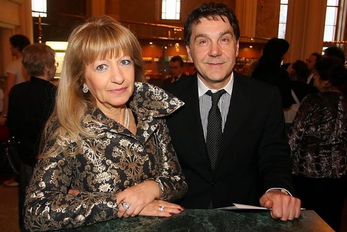 Сергей и Елена Маковецкие. / Фото: www.susanin.fun