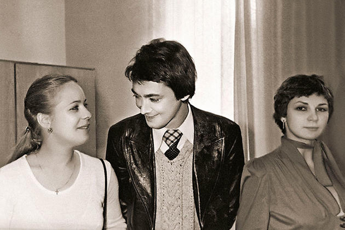 Ирина Пуртова и Игорь Старыгин в день бракосочетания. / Фото: www.7days.ru