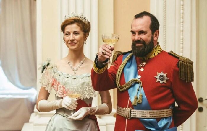 Кадр из сериала «Последние цари». / Фото: www.kinopoisk.ru