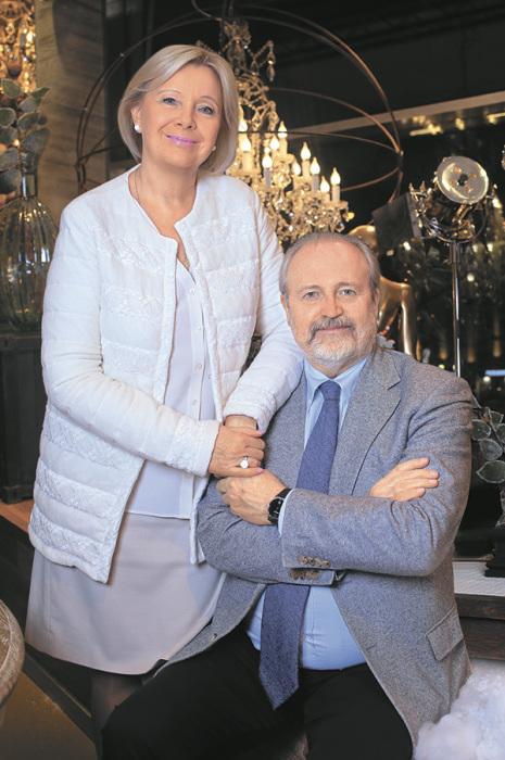 Владимир Хотиненко и Татьяна Яковлева. / Фото: www.sb.by