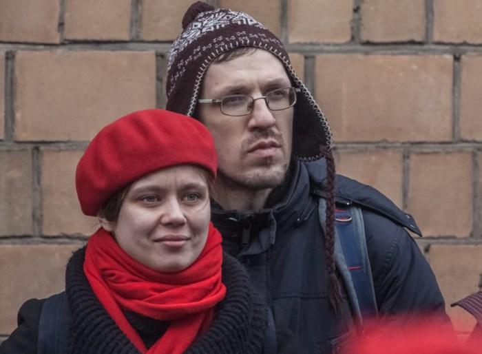 Леонид Ковязин и Евгения Тарасова. / Фото: www.takiedela.ru