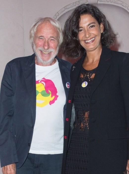 Пьер Ришар и Сейла Ласерда. / Фото: www.ruftv.ru