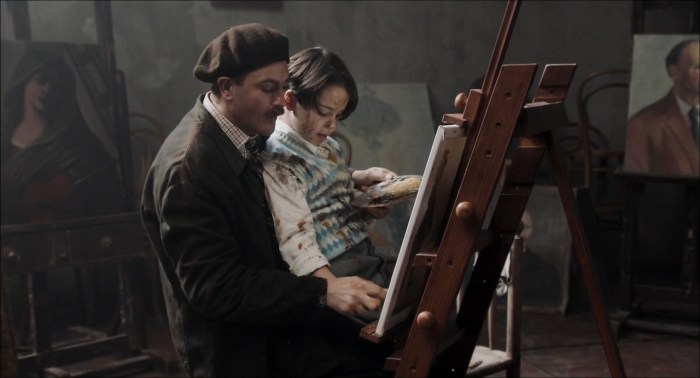 Кадр из фильма «Подлинный Вермеер», 2016 год. / Фото: www.twimg.com
