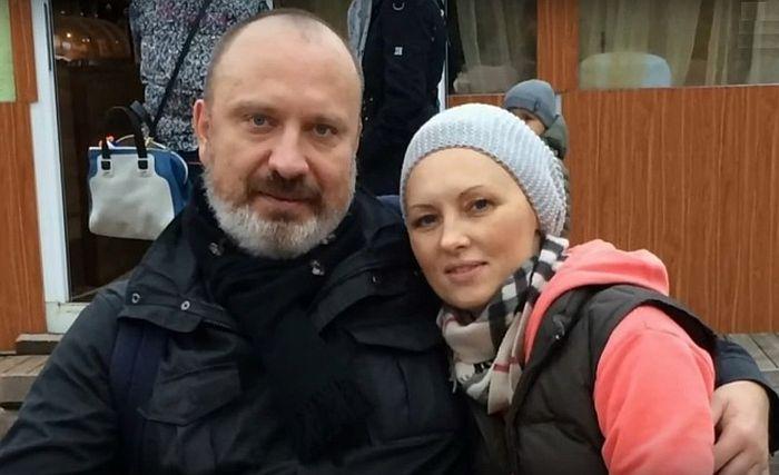 Елена Ксенофонтова и Александр Рыжих. / Фото: www.nedvijdom.ru