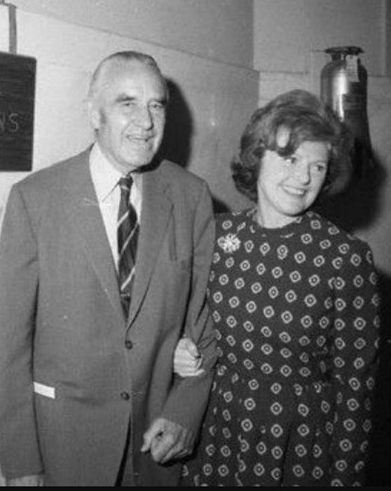 Памела Черчилль и Аверелл Гарриман. / Фото: www.bdbphotos.com