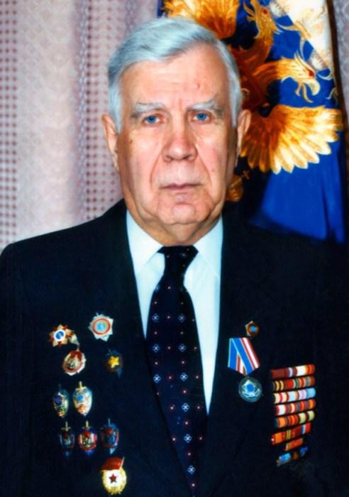 Виталий Викторович Коротков. / Фото: www.svr.gov.ru