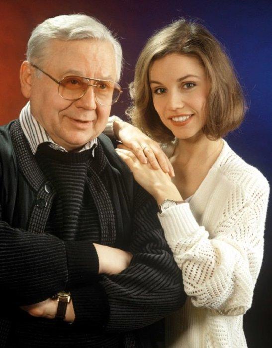 Олега Табакова: тяга к актерству передалась всем четверым