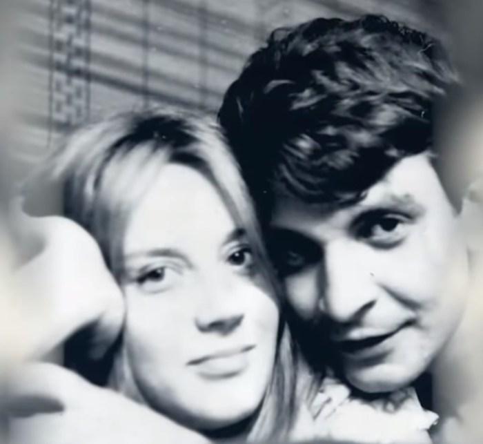 Маргарита Терехова и Сава Хашимов. / Фото: www.russia.tv