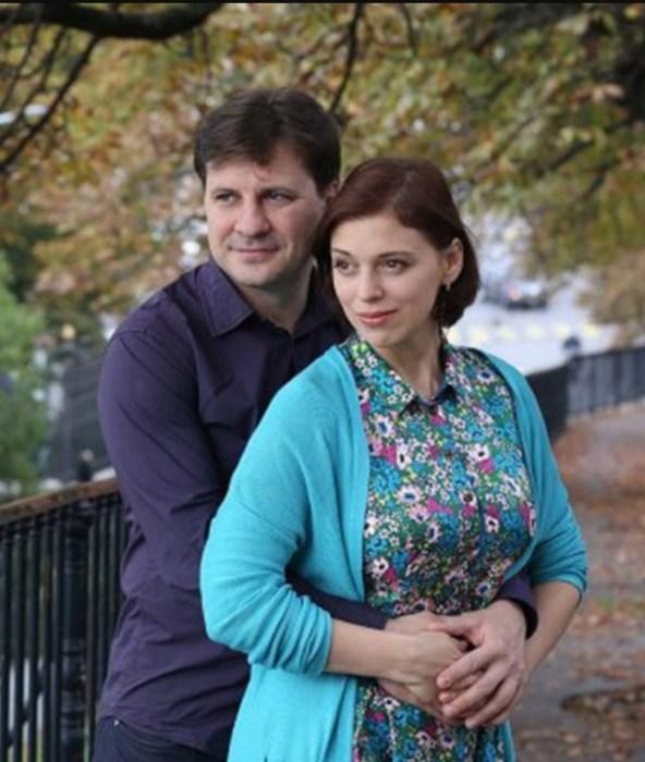 Нелли Уварова и Александр Гришин. / Фото: www.raduscha.mybb.ru