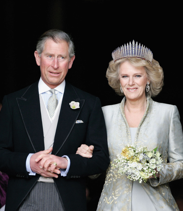 Камилла Паркер-Боулз и принц Чарльз. / Фото: www.mygazeta.com