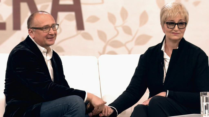 Татьяна и Евгений Устиновы. / Фото: www.rtr-vesti.ru